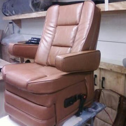 Luxury Coaches - Luxury Coaches - Leather Chair