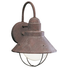 Rustic Outdoor Wall Lights And Sconces by Arcadian Home & Lighting