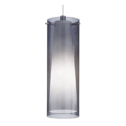 Eglo Lighting - Pinto Nero 90304A - Pendant Lamp | Eglo - Eglo Lighting Pinto Nero 90304A�Pendant Lamp features�nickel matte finish with smoke white shade. Manufacturer:�Eglo LightingSize:�4.75 in. diameter x 47.25 in. max height� Light Source:�1 x 60 watt A19 lamp - not included Certifications: ETL Location: Dry