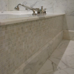 The Bath in Tile and Stone -