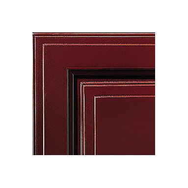 Maple Paint Finishes from Wellborn Cabinet - Pimento
