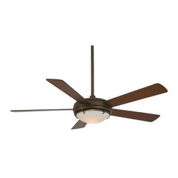 """F603-ORB Minka Aire F603-ORB Como Ceiling Fan - Get 10% discount on your first order. Coupon code: """"houzz"""". Order today."""