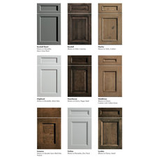 Traditional Kitchen Cabinetry by Dura Supreme Cabinetry