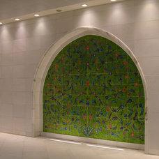 Traditional  by NewZeugma Custom Luxury Mosaics and Iznik Tiles