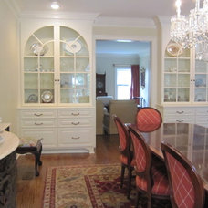 Traditional Buffets And Sideboards by Pamela Foster & Associates, Inc.