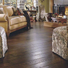 Eclectic Wood Flooring by Local Floor Store