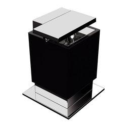 ZEN DESIGN - One Soap Dispenser, Black - Fashion Fragrance in the Air