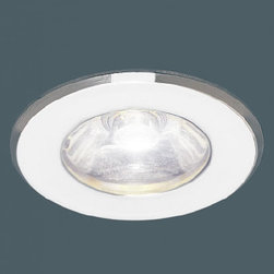 """Kania LED - Kania LED Kido recessed light - The Kido recessed light has been designed by the German engineer Martin Kania. The kido LED is available in 3 finishes. Several LED colors are available. Kania redesigned and improved the LED line for professional requirements; the result is the new outstanding LED PRO series solving even the most demanding of tasks. Most of the lights are in stock and ready to ship!  Product description: The Kido recessed light has been designed by the German engineer Martin Kania. The kido LED is available in 3 finishes. Several LED colors are available. Kania redesigned and improved the LED line for professional requirements; the result is the new outstanding LED PRO series solving even the most demanding of tasks. Kania exclusively use Power LEDs. Power LEDs are the world's brightest LEDs offering up to 140 lumens per single source and are available in a variety of configurations.  Most of the lights are in stock and ready to ship! Advantages     State of the art technology    Energy efficiency up to 90%    No ultraviolet or infrared radiation     Extremely long life, up to 50,000 hours    Low-voltage power supply    Very low early failure rate    Durable    High color efficiency    1W or 3W power LED (4W are coming up )    White LED 3300K, 4200K or 5500K    Color LED available in red, blue green and amber    Power acrylic and glass lenses    Timeless design    Other finishes and LED colors on request                        Manufacturer:             Kania                            Design:                         Martin Kania                                         Made in:            Germany                            Dimensions:                         D/d 1.4"""" x H 0.06"""" x MH 0.98""""             � 35 mm x H 1.5 mm x MH 25 mm                                         Light bulb:                         1 x 1W Power LED light                                          Material                         metal, glass"""