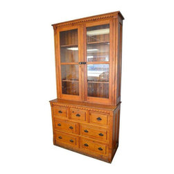 Late 19th Century American Pine Cupboard - $3,500 Est. Retail - $1,750 on Chairi -