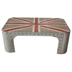 eclectic coffee tables by Andy Thornton