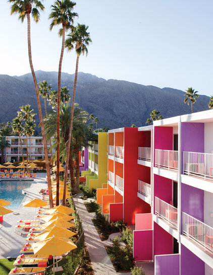 Eclectic  The Saguaro, Palm Springs