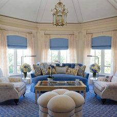 Traditional  by Lauren Ostrow Interior Design, Inc