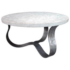 Eclectic Coffee Tables by Candelabra
