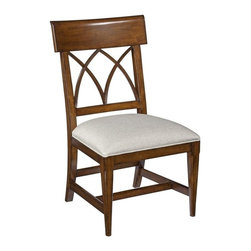 EuroLux Home - New Dining Side Chair Sheffield Santa Fe - Product Details