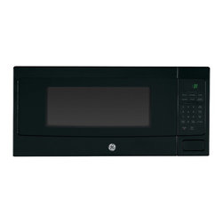 None - GE Profile1.1-cubic foot Countertop Microwave Oven - This 1.1-cubic foot countertop microwave oven has 800 watts,10 power levels,sensor cooking controls,optional hanging kit and control lockout in black. The auto and time defrost sets the defrosting time and power levels to deliver even defrosting.