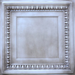 """Decorative Ceiling Tiles - Cambridge - Faux Tin Ceiling Tile - 24""""x24"""" - #DCT 06 - Find copper, tin, aluminum and more styles of real metal ceiling tiles at affordable prices . We carry a huge selection and are always adding new style to our inventory."""