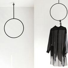 Contemporary Hooks And Hangers by Annaleena Leino Interior Stylist