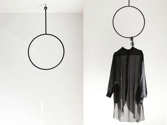 Contemporary Hooks And Hangers by Annaleena Leino Interior Stylist