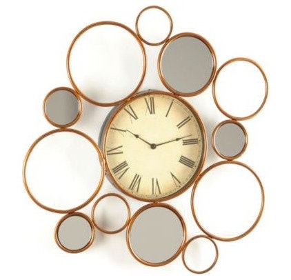 modern clocks by Kirkland's
