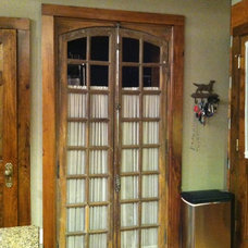 Traditional Interior Doors by Leland Interiors, LLC