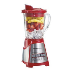 Hamilton Beach - POWER ELITE 12 FUNCTION BLENDER - WITH WAVE ACTION BLENDING SYSTEM   This item cannot ship to APO/FPO addresses.  Please accept our apologies.