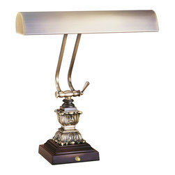 House of Troy - House of Troy P14-232-C71 Antique Brass Desk Lamp - House of Troy P14-232-C71 Antique Brass Desk Lamp