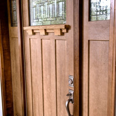 Traditional Windows And Doors by Effect Home Builders Ltd.