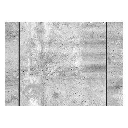 Numerart - Concrete Wallpaper - Concrete Wallpaper by NumerArt®