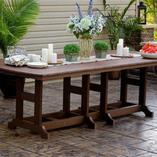 Tropical Outdoor Tables by DutchCrafters Amish Furniture