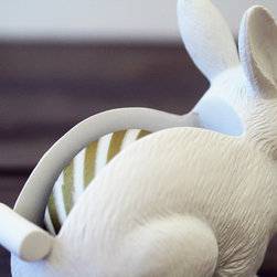 Rabbit Tape Holder - Do you have washi tape lovers on your list this year? Get them this adorable dispenser for under $20.