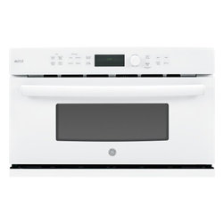 """GE Profile - PSB9240DFWW 30"""" Advantium 1.7 cu. ft. Capacity Wall Oven Speedcook  Convection - GE Profile Advantium oven has won numerous awards for its innovative speedcook technology It Features 17 cu ft Speedcook Oven Convection Bake Proof Mode and Microwave Mode"""