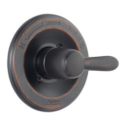 Delta - Lahara Monitor 14 Series Valve Trim Only in Venetian Bronze - Delta T14038-RB Lahara Monitor 14 Series Valve Trim Only in Venetian Bronze.