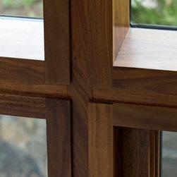 Bronze Clad Windows and Doors -