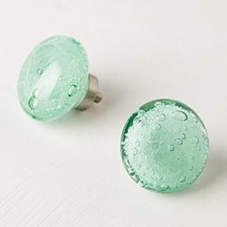 Anthropologie - Glass Bubble Finials - *Tighten with care
