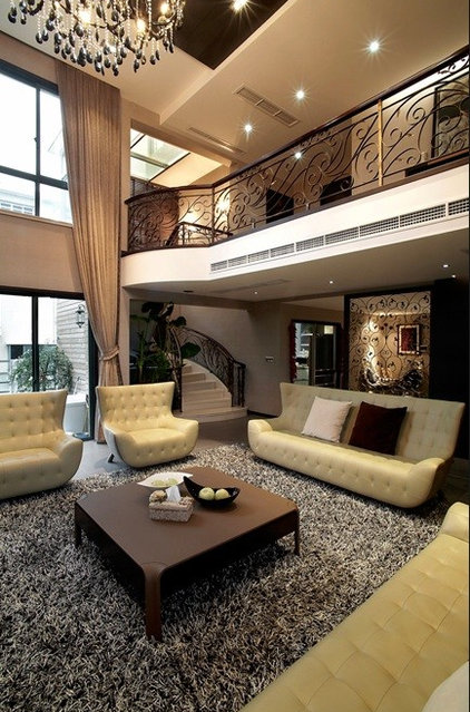 Living Room by Limitless