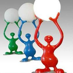 Modern PHX Fairy Rising Ball Table Lamp -