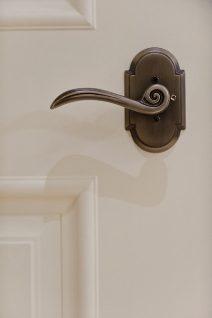 Traditional Cabinet And Drawer Knobs by Beyond Beige Interior Design Inc.