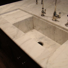 Traditional Kitchen Countertops by BeckerWorks