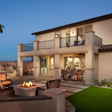 Traditional Patio by Maracay Homes Design Studio