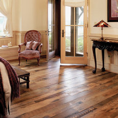 traditional wood flooring by MOUNTAIN LUMBER CO INC