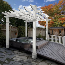 contemporary gazebos by Hayneedle