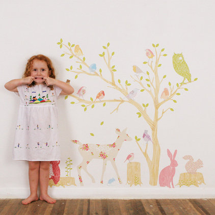 Contemporary Decals by Love Mae