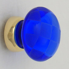 Contemporary Cabinet And Drawer Knobs by Merlin Glass
