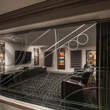 Contemporary  by David Rance Interiors