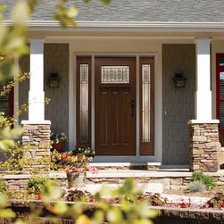 Fiberglass Entry Doors - ODL