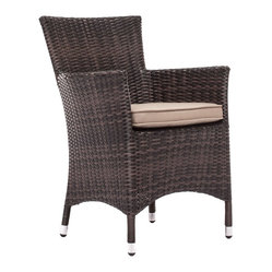 Zuo South Bay Outdoor Woven Chair