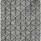 Dynamic Rugs - Dynamic Rugs Palace 5580-119 (Black, White) 8' x 11' Rug - This Hand Woven rug would make a great addition to any room in the house. The plush feel and durability of this rug will make it a must for your home. Free Shipping - Quick Delivery - Satisfaction Guaranteed