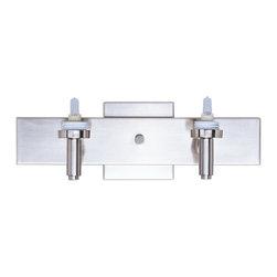 """ET2 - ET2 ES91192 Carte 15.5"""" Wide 2-Bulb Bathroom Light Fixture - Product Features:"""