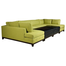 Traditional Sectional Sofas by Kristin Drohan Collection