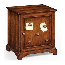 Jonathan Charles - New Jonathan Charles Filing Cabinet Walnut - Product Details